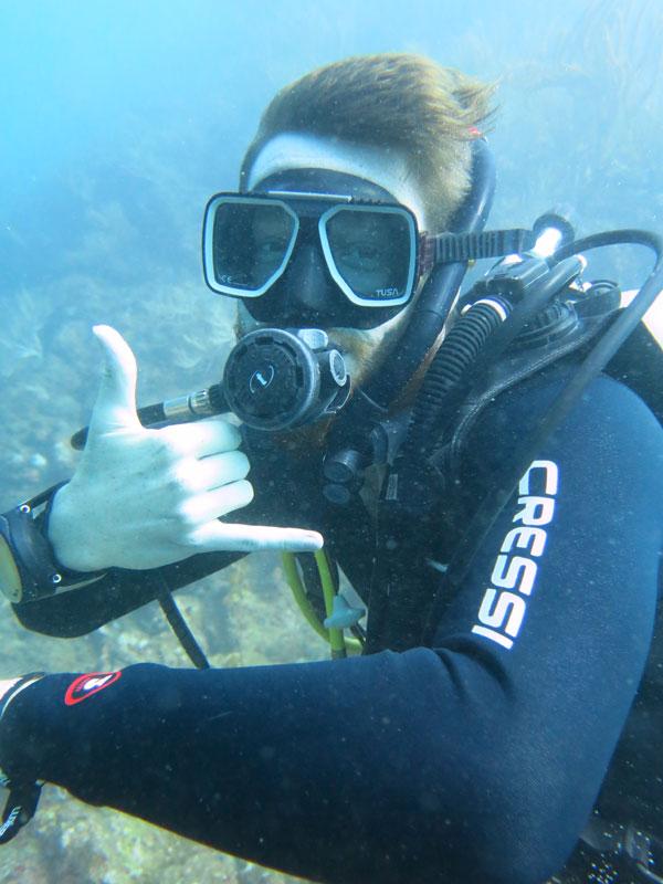 diver open cressi
