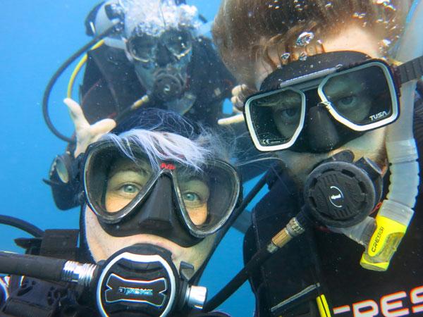 course divers taganga tayrona park