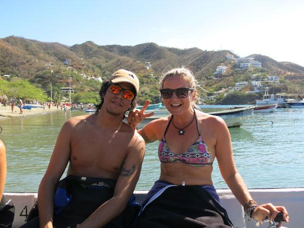 course dive master santa marta tayrona national park