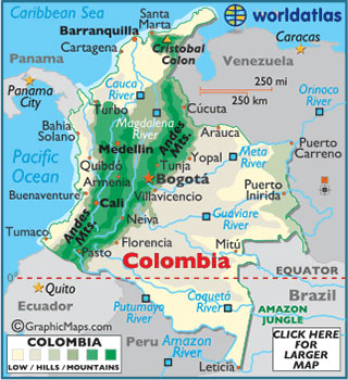 worldatalas-map-colombia